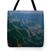 Soft Early Morning Light Over The Grand Canyon 4 Tote Bag