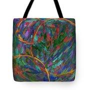 Soft Geometry Tote Bag