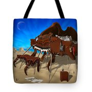 Soft Grand Piano Se 2 Tote Bag by Mike McGlothlen