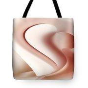 Soft Heart Tote Bag