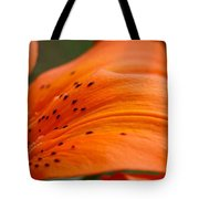 Soft Lily Tote Bag