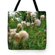 Soft Nature Tote Bag