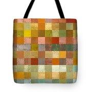 Soft Palette Rustic Wood Series Lll Tote Bag