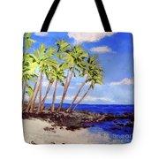 Soft Seabreeze Tote Bag