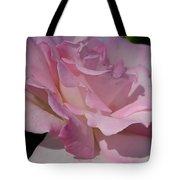Soft Shade Of Pink Tote Bag