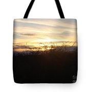Soft Skies Tote Bag