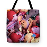 Soft Toys 02 Tote Bag