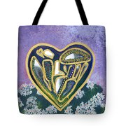 Softened Heart Best Reflections Energy Collection Tote Bag