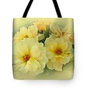 Softly And Sweetly Tote Bag