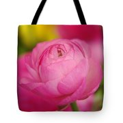 Softly Opening Tote Bag