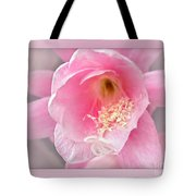 Soft..pink..delicate Tote Bag