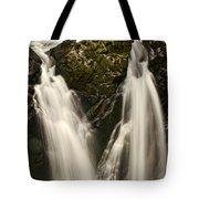 Sol Duc River Cascade Tote Bag