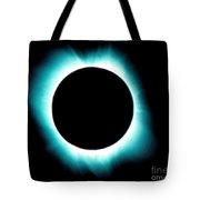 Solar Corona Tote Bag