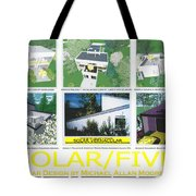 Solar Five Tote Bag