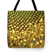 Solar Flair Tote Bag