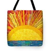 Solar Rhythms Tote Bag by Susan Rienzo