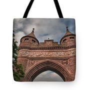 Soldiers And Sailors Memorial Arch Tote Bag