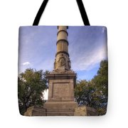 Soldiers And Sailors Monument - Boston Tote Bag