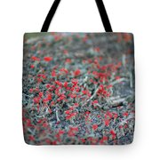 Soldiers At Attention Tote Bag