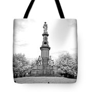 Soldier's Monument - Gettysburg - Irbw Tote Bag