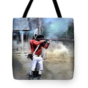 Soldiers Of The King Tote Bag