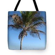 Sole Palm Tote Bag