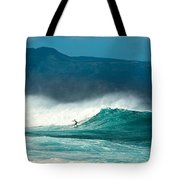Sole Surfer Tote Bag