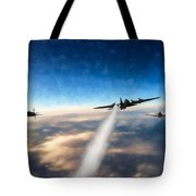 Wounded Warrior - Pastel Tote Bag