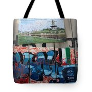 Solidarity With Palestine Tote Bag