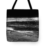 Solitary Glass Tote Bag