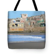 Solitary Journey Tote Bag