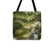Solitary Waters Tote Bag