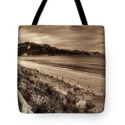 Solitude Sepia Tote Bag