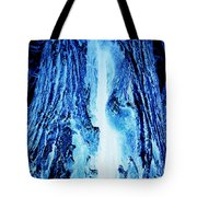 Solo Blue Tote Bag