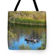 Solo Fisherman Tote Bag by Jeff Lowe