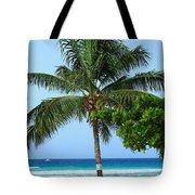 Solo Palm Tote Bag