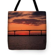 Solomon Bridge Tote Bag