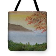 Some Alone Time Tote Bag by Sayali Mahajan