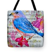 Some Bright Morning Tote Bag