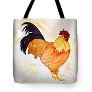 Some Days You Have To Paint A Rooster Tote Bag