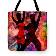 Some Like It Hot 3 Part 2 Tote Bag