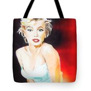 Some Like It Red Hot Tote Bag