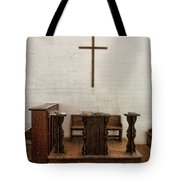 Some Of That Old Time Religion Tote Bag