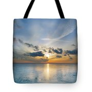 Some Other Morning Tote Bag