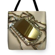 Some Other Shiny Thing Tote Bag by Marcello Cicchini