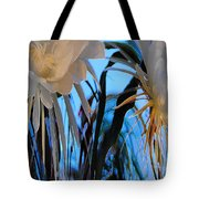 Some Serious Flowers Tote Bag