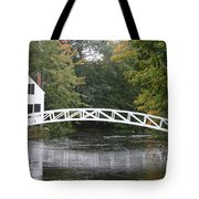 Somesville - Mount Dessert Island Tote Bag