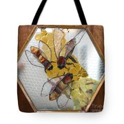Something About Bees Tote Bag