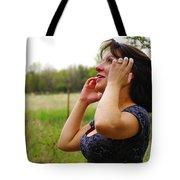 Something Beautiful About Joy Tote Bag