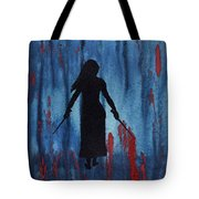 Something Wicked This Way Comes Tote Bag